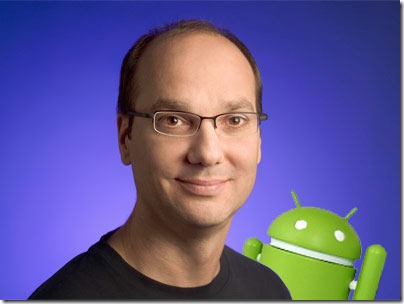 Andy Rubin, the Guy behind Android