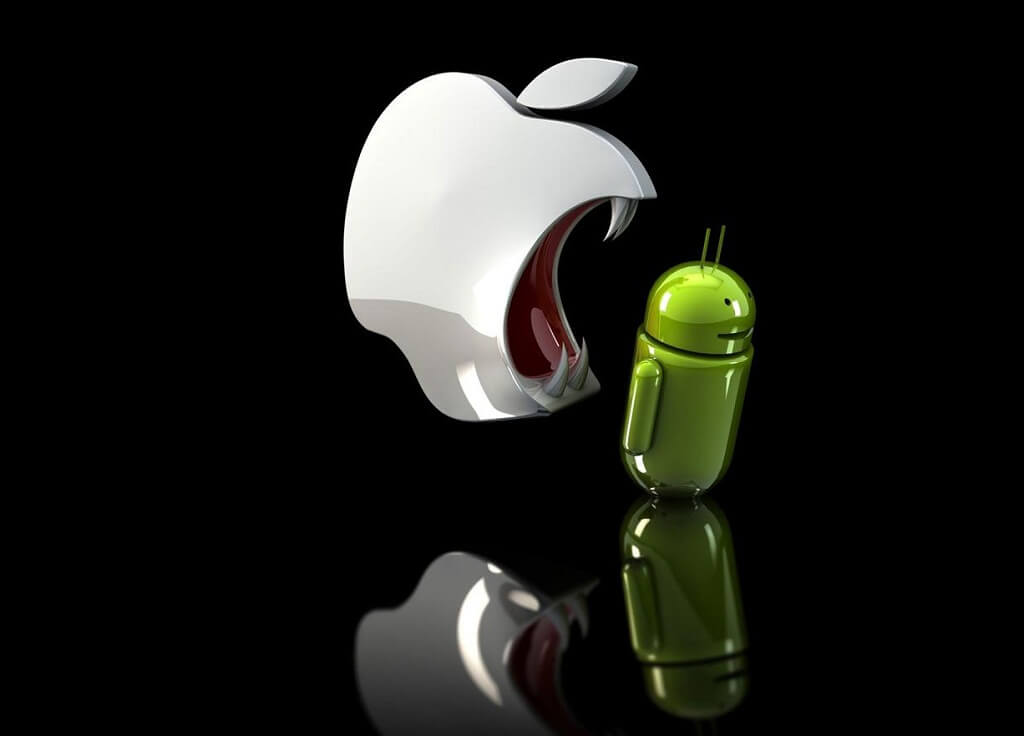 Apple's fight