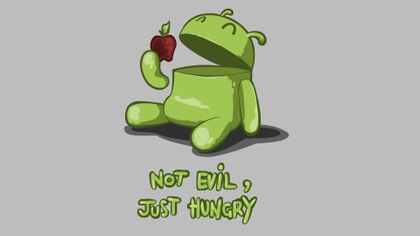 Hungry Android