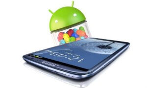 Samsung Galaxy 3 and Android