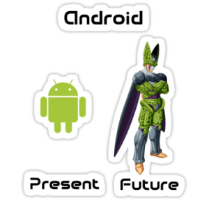 Android Past Present and Future