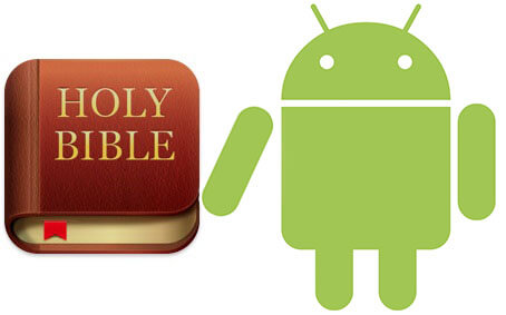 Android Bible Apps