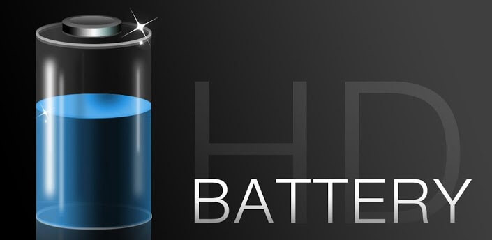 Battery HD Pro Android Widget
