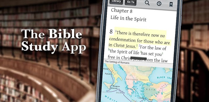 Bible Study by Olive Tree Bible+