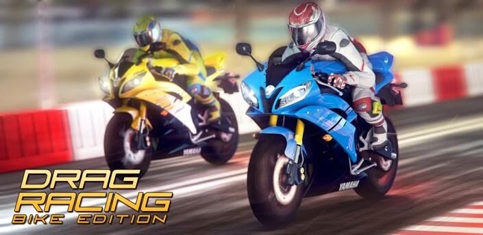 Drag Racing Bike Edition