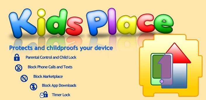 Kids Place Parental Control