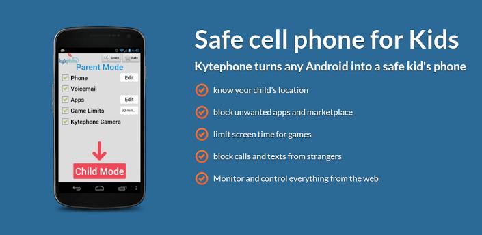 Kytephone Parental Control