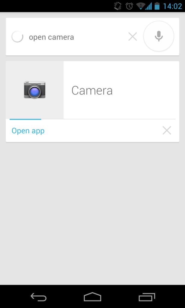 Open an App