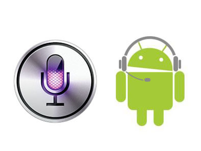 Android Voice Commands like Siri