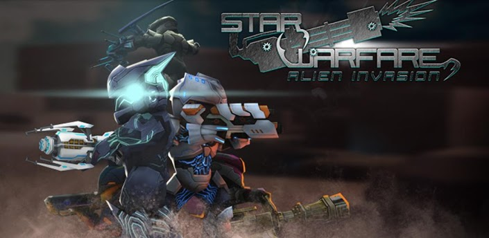 Star Warfare Alien Invasion HD