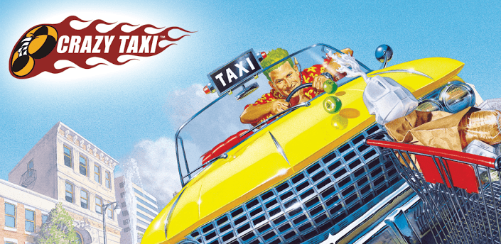 Crazy Taxi Hits Android for $5