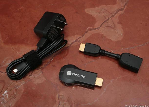 Google Chromecast - Product show