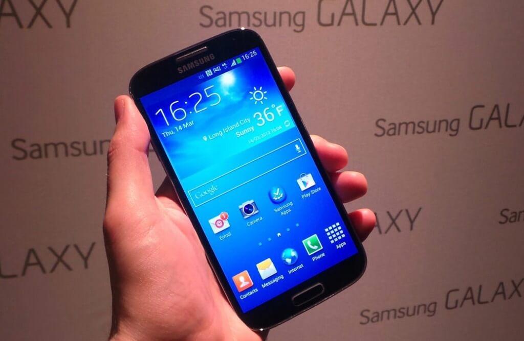 Samsung Galaxy S4 Look and Feel