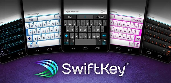Swiftkey Keyboard for Android - Theming Options