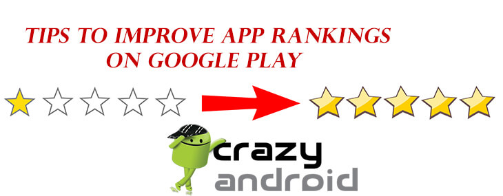 Tips to Improve App Rankings on Google Play