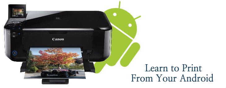 Print from your Android