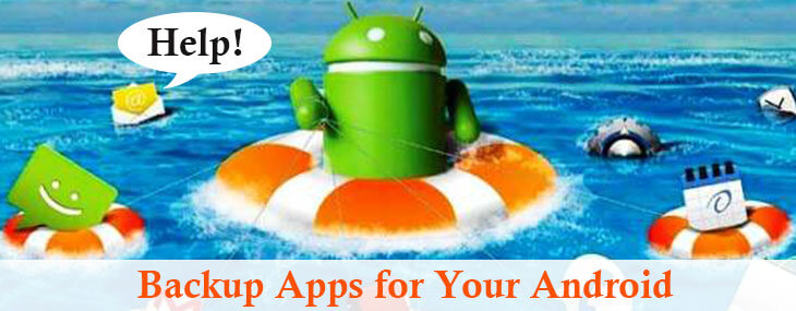 Top 10 Android Backup Apps