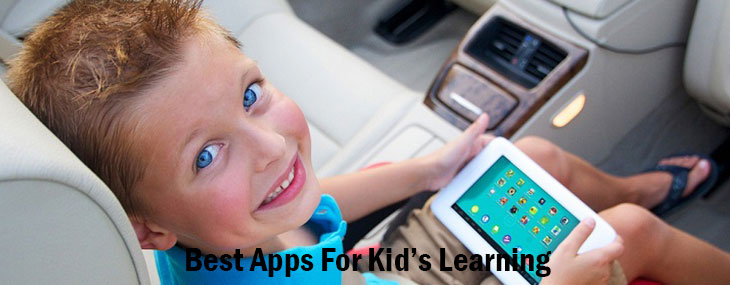Top 10 Android Apps For Kids Learning: Tech to Teach Your Toddlers