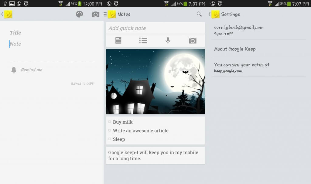 Take note of these 10 Notepad Apps for your Android Device