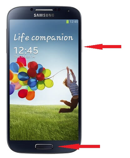 how to turn on shutter sound on galaxy s4