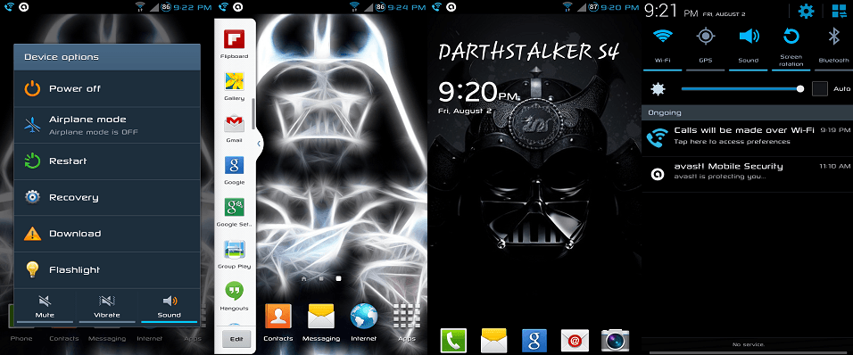 Darthstalker ROM galaxy s4