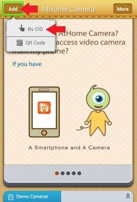 AtHome Add Camera