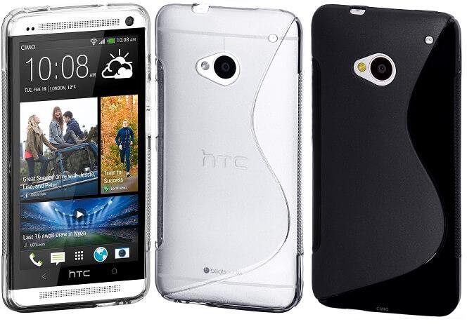 Cimo S-Line HTC One case