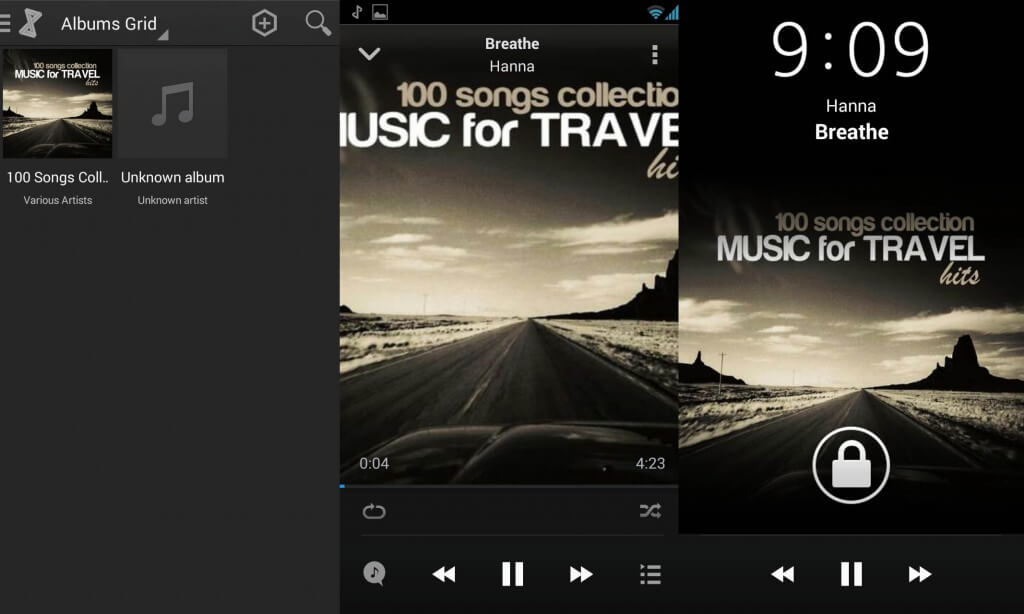 doubletwist music player app