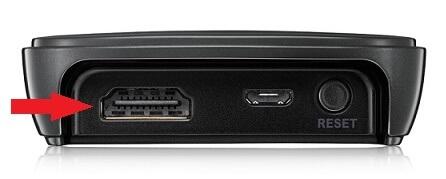 HDMI Slot