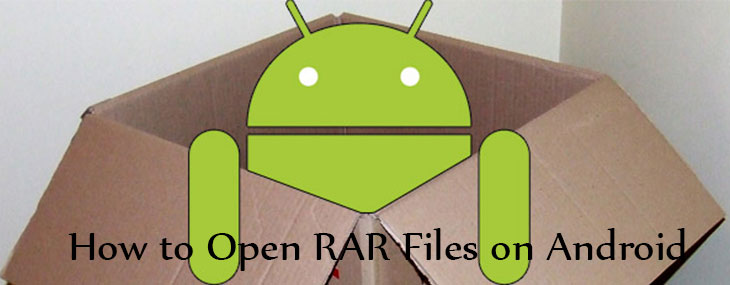 how to change a rar file to a package file