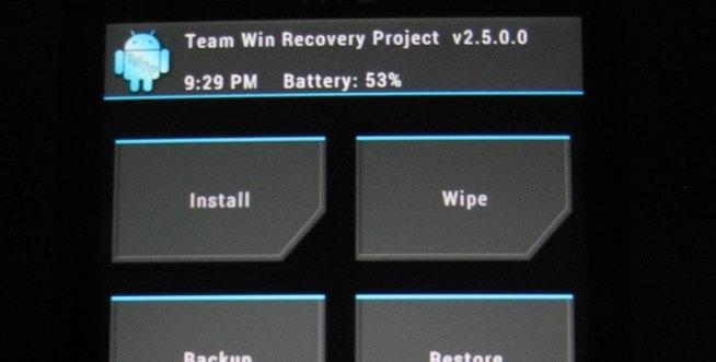 Install SuperSU bootloader