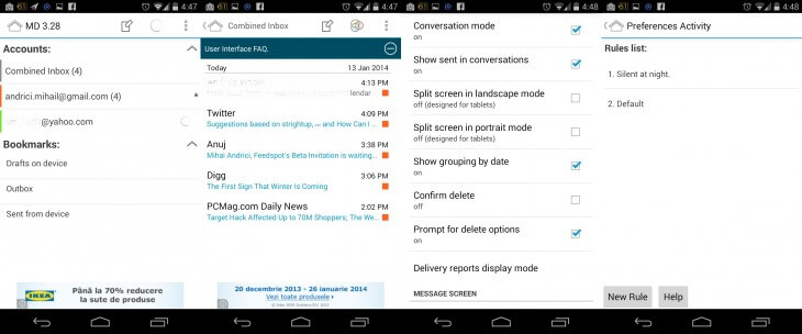 maildroid android
