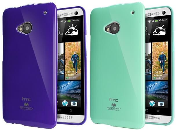 Mercury Goosberry HTC One case