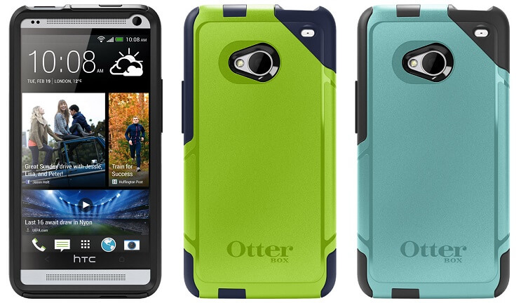 OtterBox Commuter Series HTC One case