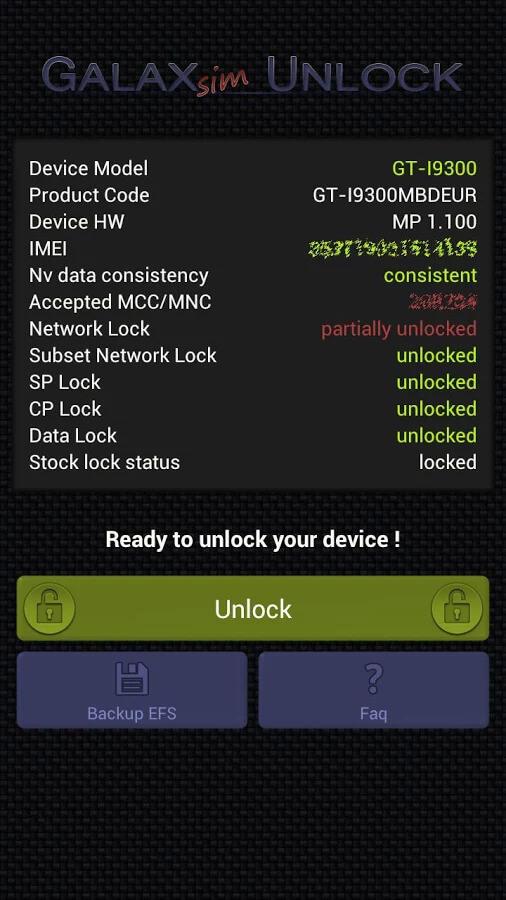 Unblock button galaxysim unlock