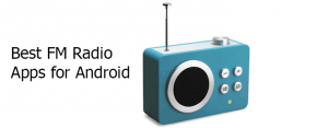 FM Radio App for Android
