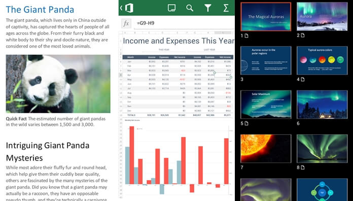 10 best office apps for android