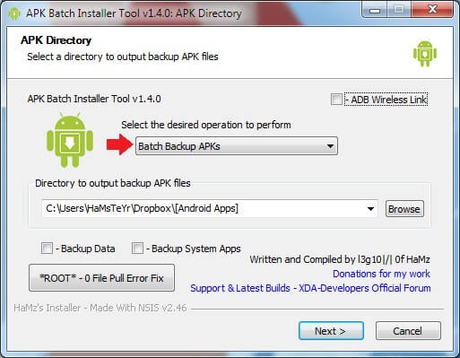 apk batch installer for mac