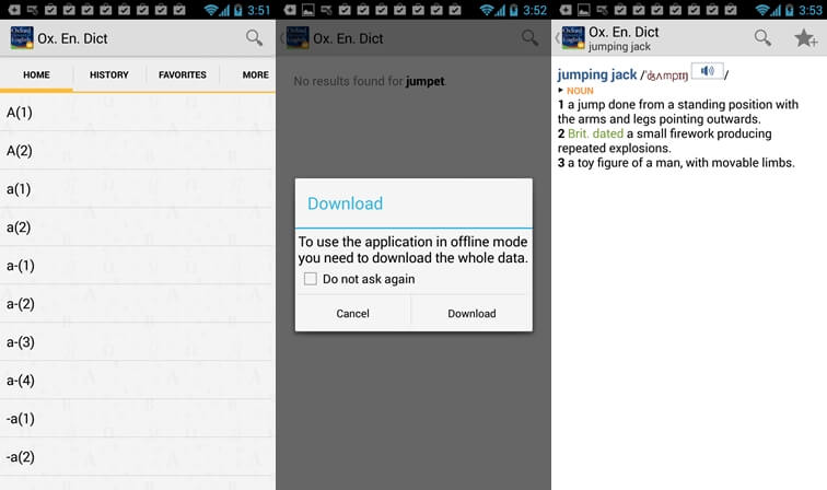 10 best dictionary app for android