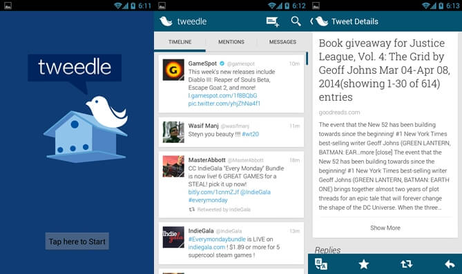 10 Best Twitter App for Android to Tweet with Ease