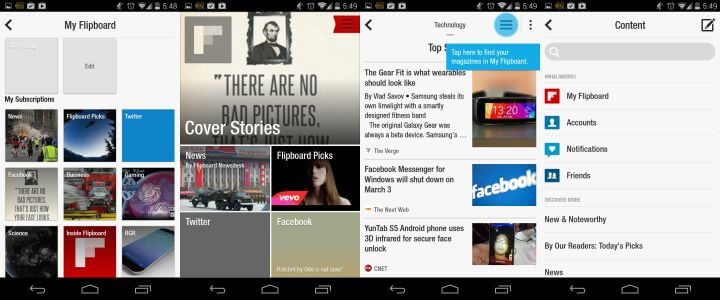 Flipboard Android News