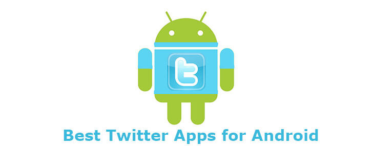 Twitter app for Android