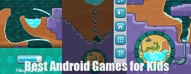 "10 Best Android Games for Kids to Gain a Little ""Me"" Time"