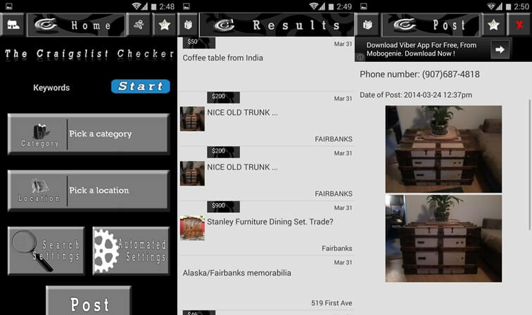 6 Best Craigslist App for Android to Live Like a King and Save Cash