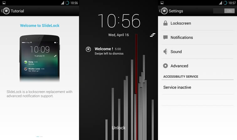 10 best android lock screen app