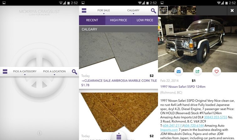 6 best craigslist app for android