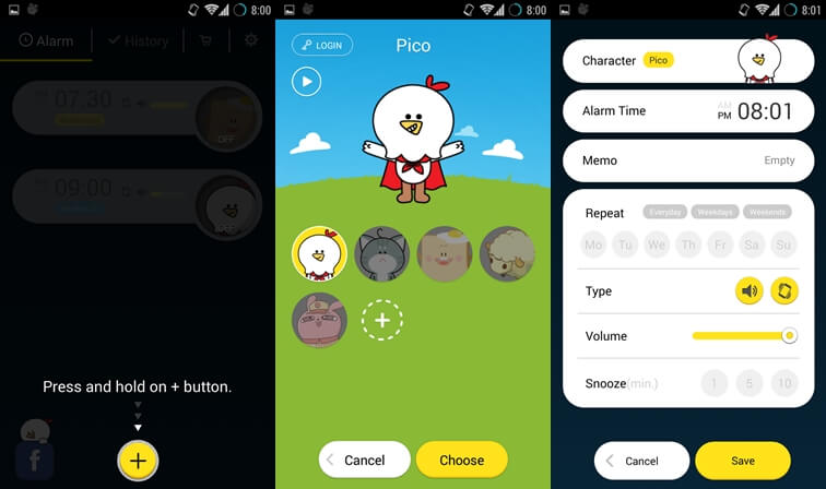 best alarm clock app for android