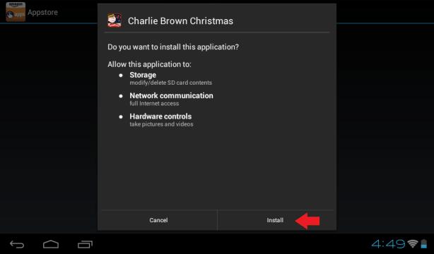 Amazon App Install