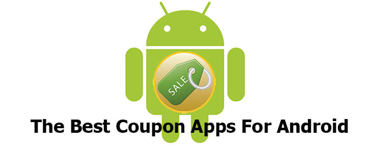 coupon apps for Android