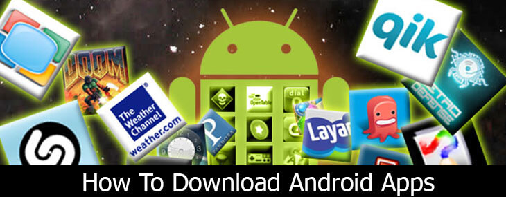 download android apps